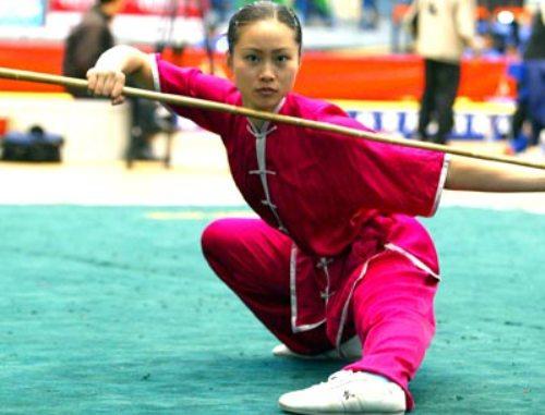Trường Nguyễn Siêu trong trái tim nhà vô địch Wushu thế giới