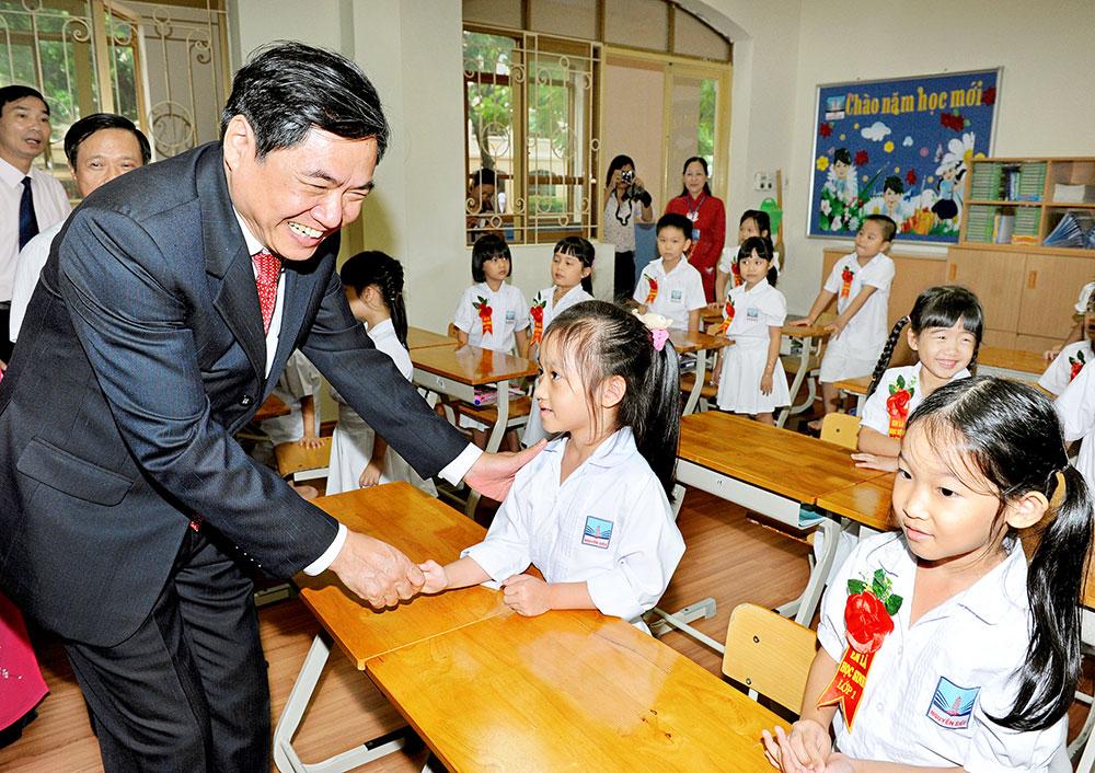 Bài phát biểu của đồng chí Nguyễn Công Soái