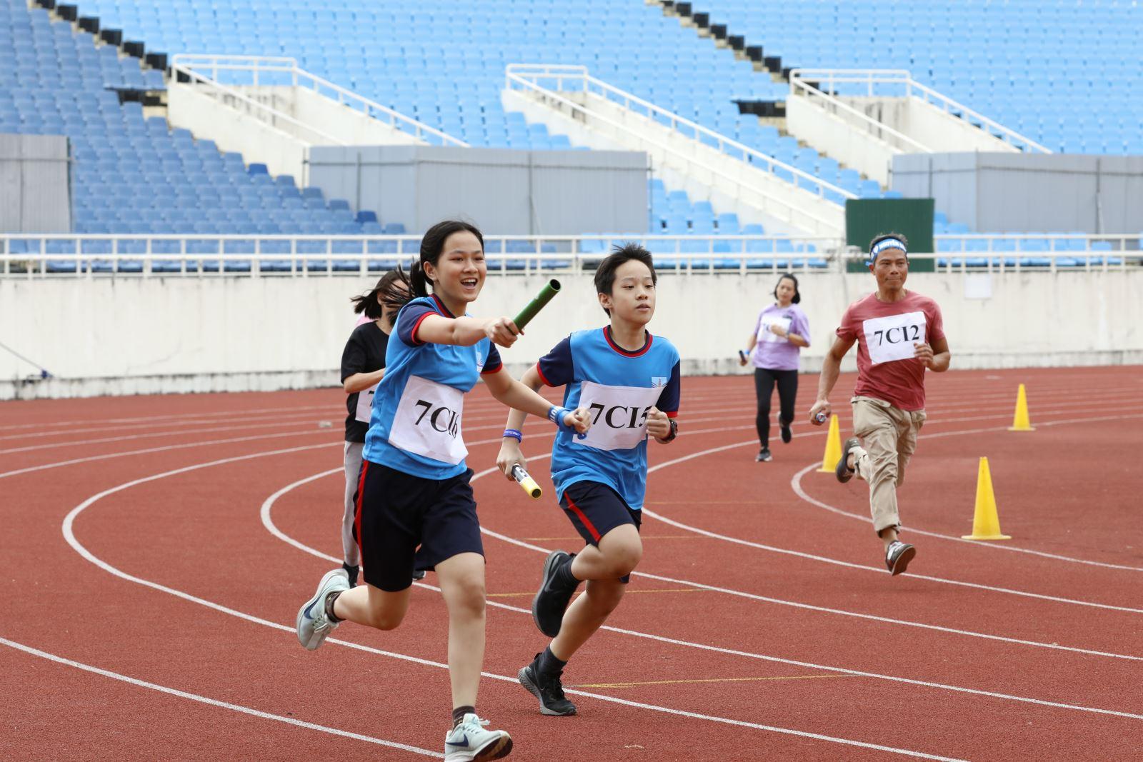 Ngày hội Thể thao Trường học Hạnh phúc (VTV1)